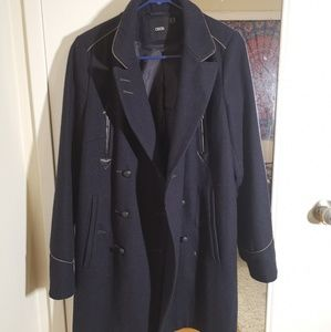 Military Pea Coat